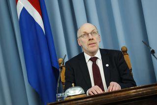 Steingrímur J. Sigfússon, forseti Alþingis, segir enn eftir að koma í ljós hvort fjárfesting ríkisins ...