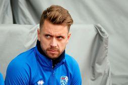 Kári Árnason á að baki 83 landsleiki fyrir Ísland.