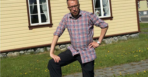 Gunnsteinn Ólafsson tónskáld, kór-og hljómsveitarstjóri stofnaði Þjóðlagahátíðina á Siglufirði árið 2000.