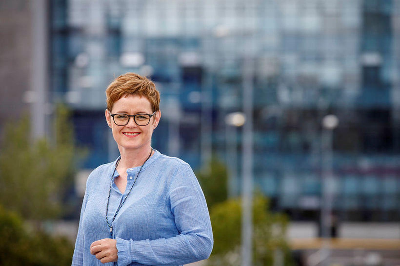 Hulda Ragnheiður Árnadóttir segir FKA reiðubúið að fara í samstarf …