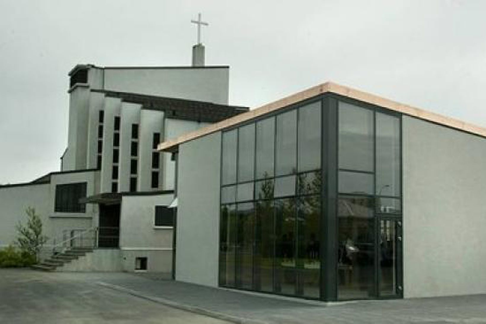 Neskirkja í Reykjavík.