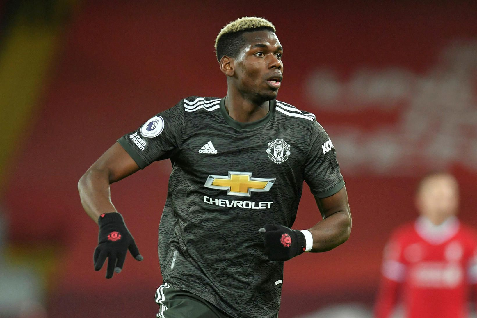 Paul Pogba fékk besta færi Manchester United í stórleiknum gegn …