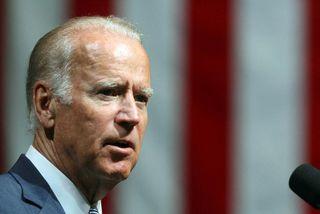 Joe Biden, varaforseti Bandaríkjanna.