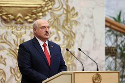 Alexander Lúkasjenkó.