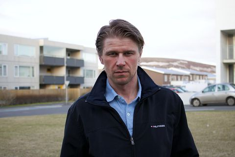 Guðmundur Úlfar Jónsson, formaður Flugvirkjafélags Íslands.