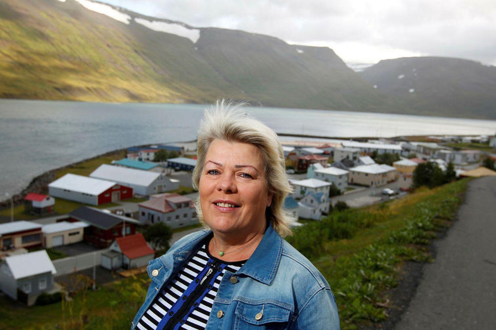 Lilja Rafney Magnúsdóttur, formaður atvinnuveganefndar Alþingis, tekur vel í hugmyndir …