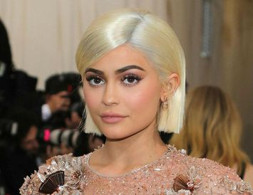 Kylie Jenner er orðin móðir.