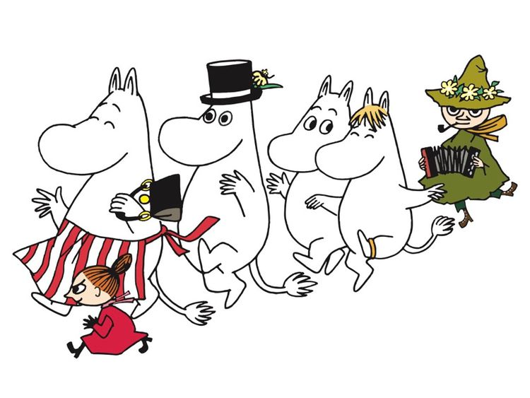 Iceland Symphony: The Moomins' Song Trip