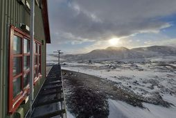 Búið er að loka og læsa skálum FÍ á Laugaveginum, Hrafntinnuskeri, Álftavatni, Hvanngili og Botnum …
