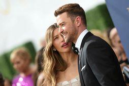 Jessica Biel og Justin Timberlake eiga þriggja ára son.