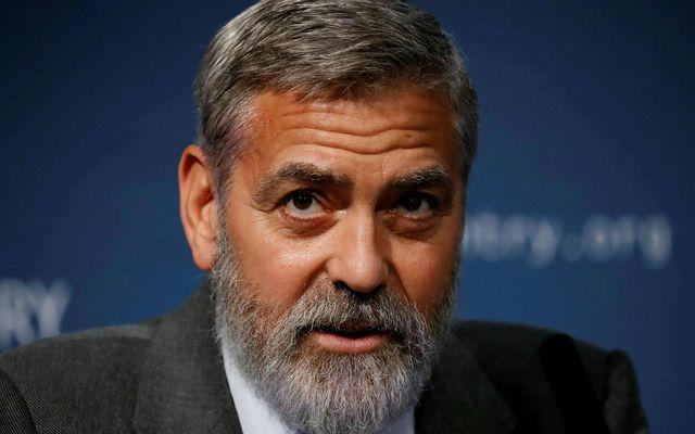 George Clooney leikstýrir og leikur aðalhlutverkið í mynd sem tekin er upp að hluta á …