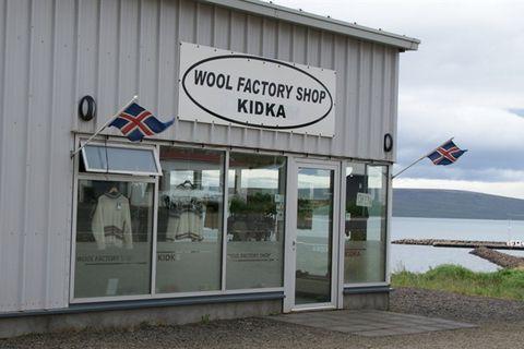 KIDKA Wool factory shop