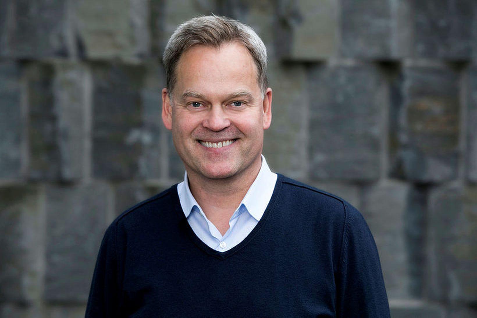 Jón Helgi Egilsson.