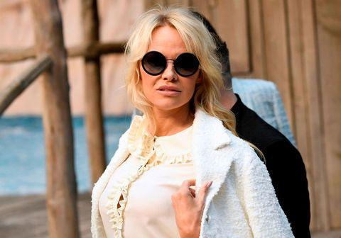Pamela Anderson er ekki sátt með nýju þættina sem eru í vinnslu.