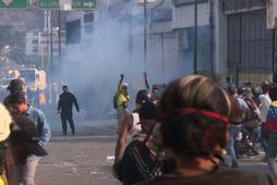 Hvetur til verkfalla í Venesúela