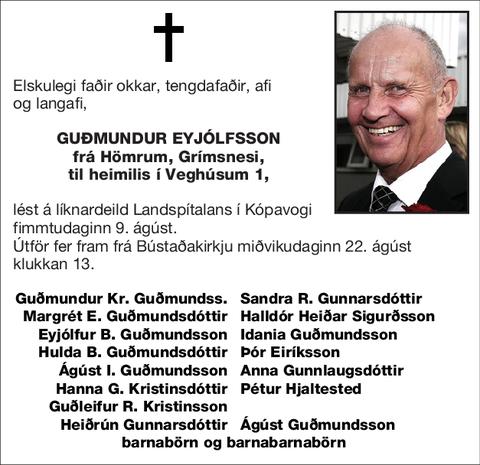 Guðmundur Eyjólfsson