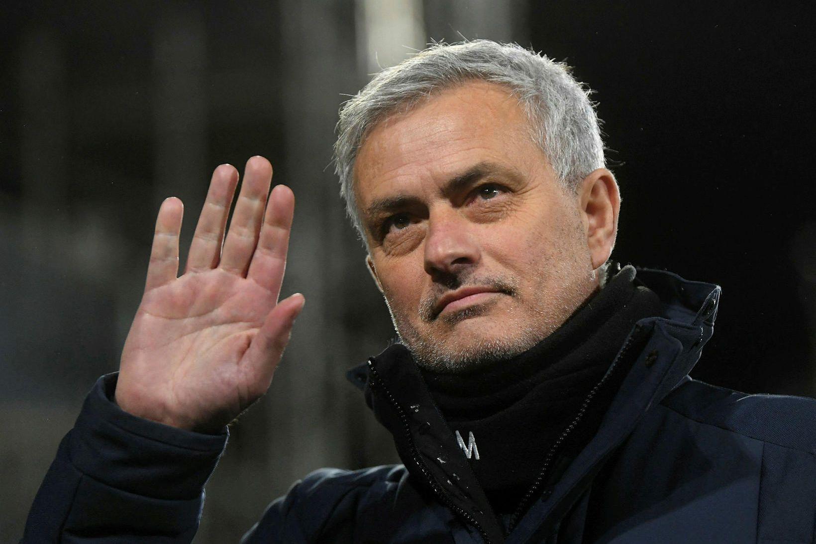 José Mourinho er aðeins byrjaður að skjóta á kollega sinn …