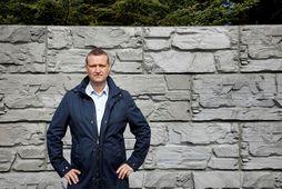 Ásbjörn Ingi Jóhannesson sölustjori BM Vallá.