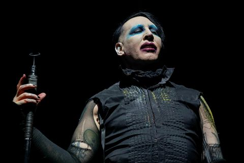 Handtökuheimild hefur verið gefin út á hendur Marilyn Manson.