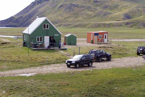 Ferðafélag Fljótsdalshéraðs/ITA - Breiðuvíkurskáli