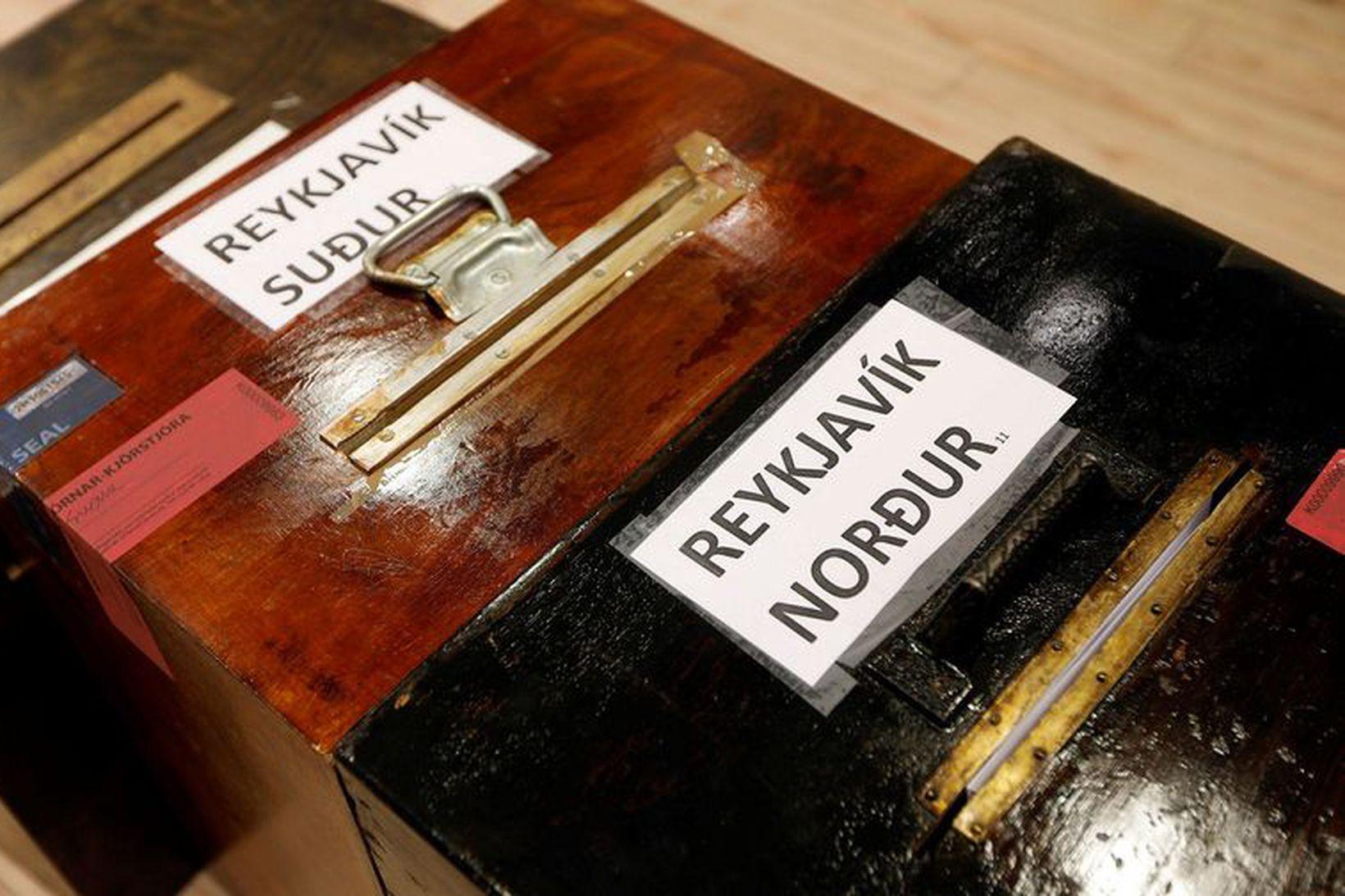 Alþingiskosningar fara fram þann 25. september.