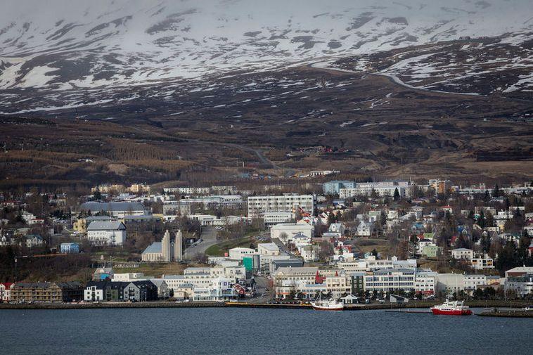 From Akureyri.