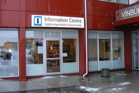 East Iceland  Regional Information Centre