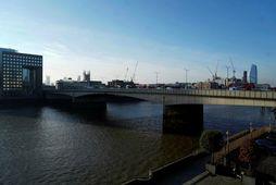 London Bridge í dag.