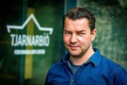 Friðrik Friðriksson, framkvæmdastjóri Tjarnarbíós.