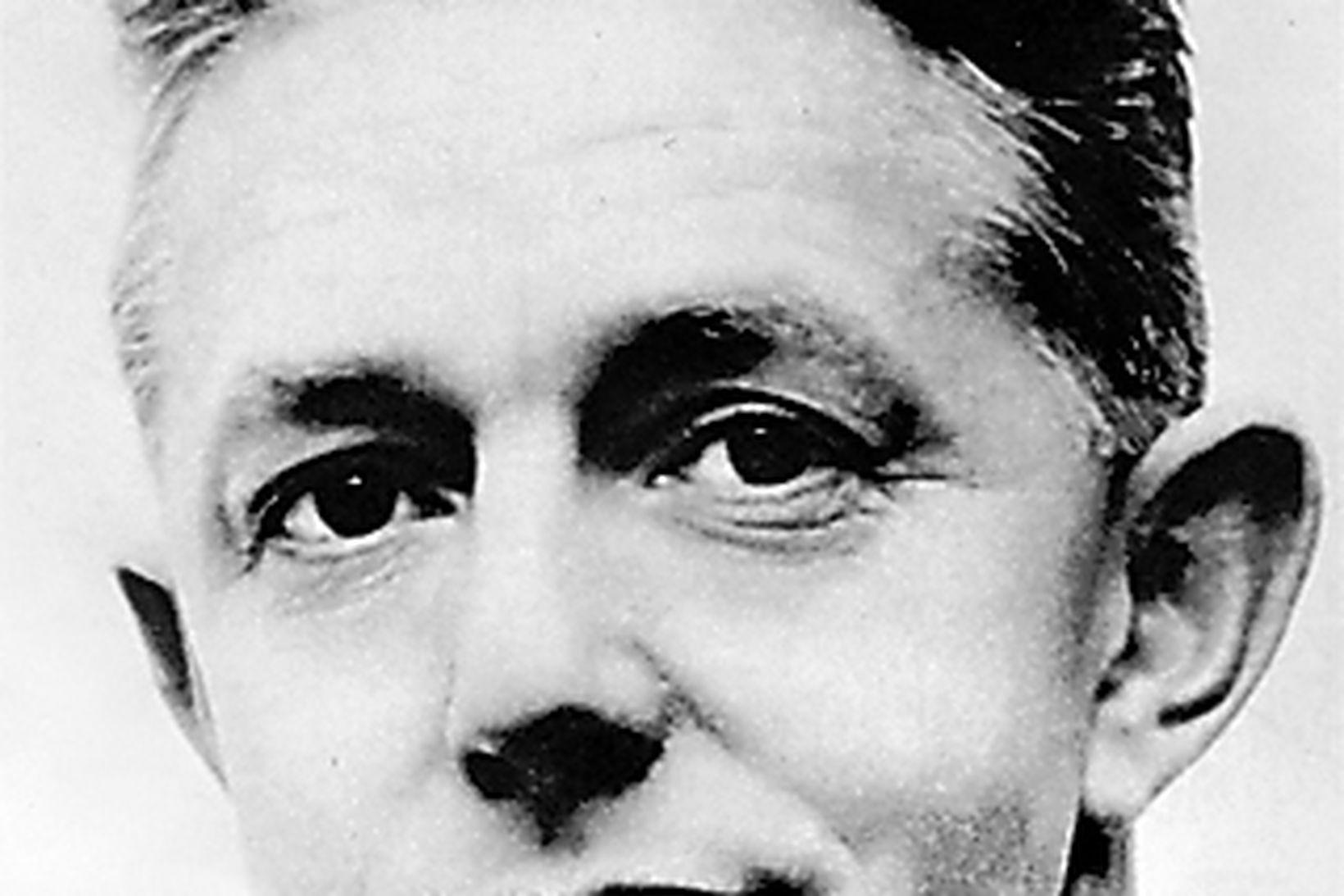 Hermann Þorsteinsson.