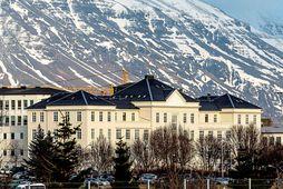 Útgjöld til heilbrigðismála aukast um 12,8% frá fjárlögum síðasta árs.