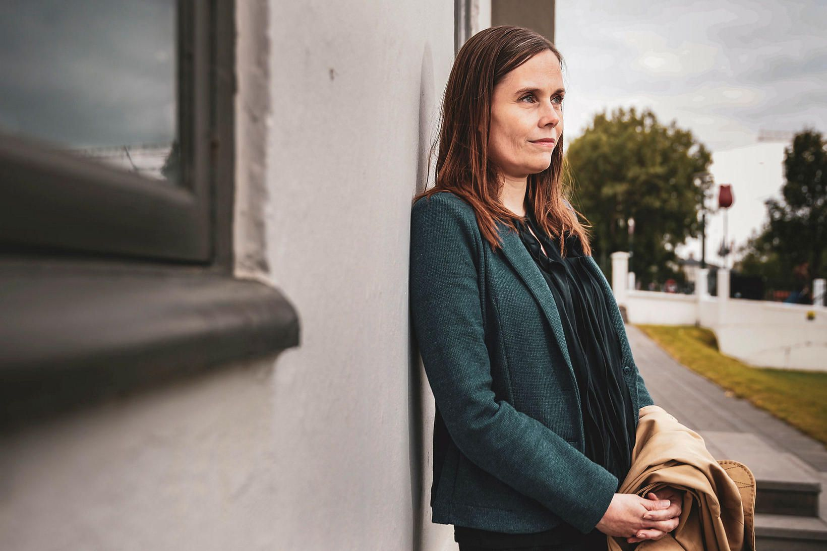 Katrín Jakopsdóttir forsætisráðherra.