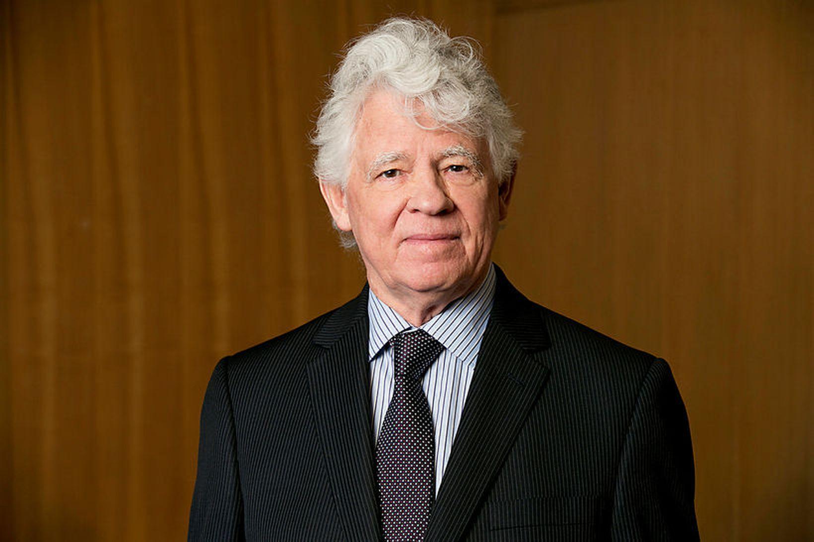 Ragnar Aðalsteinsson hæstaréttarlögmaður og verjandi Guðjóns Skarphéðinssonar.