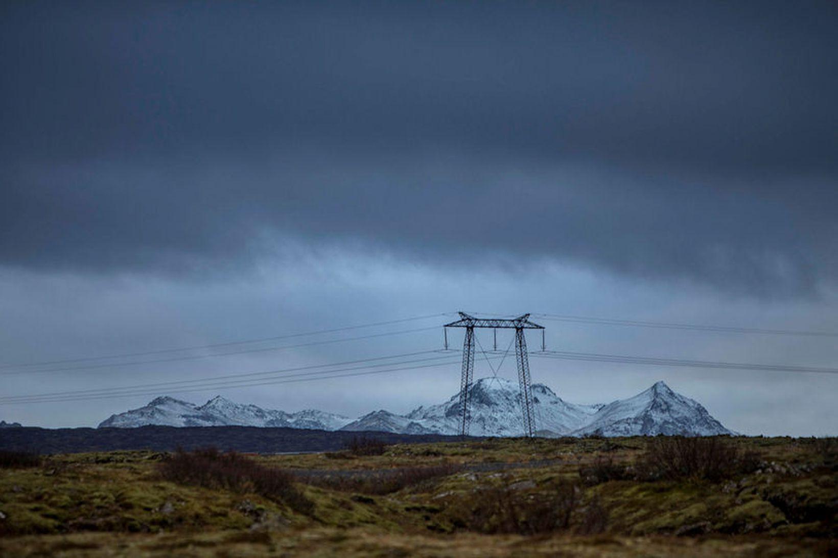 Landsnet hafnar því að arðsemi fyrirtækisins sé yfir löglegum mörkum.
