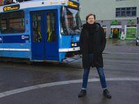 Dagur Eggertsson starfar við hönnun mannvirkja og listaverka í Ósló Noregi.