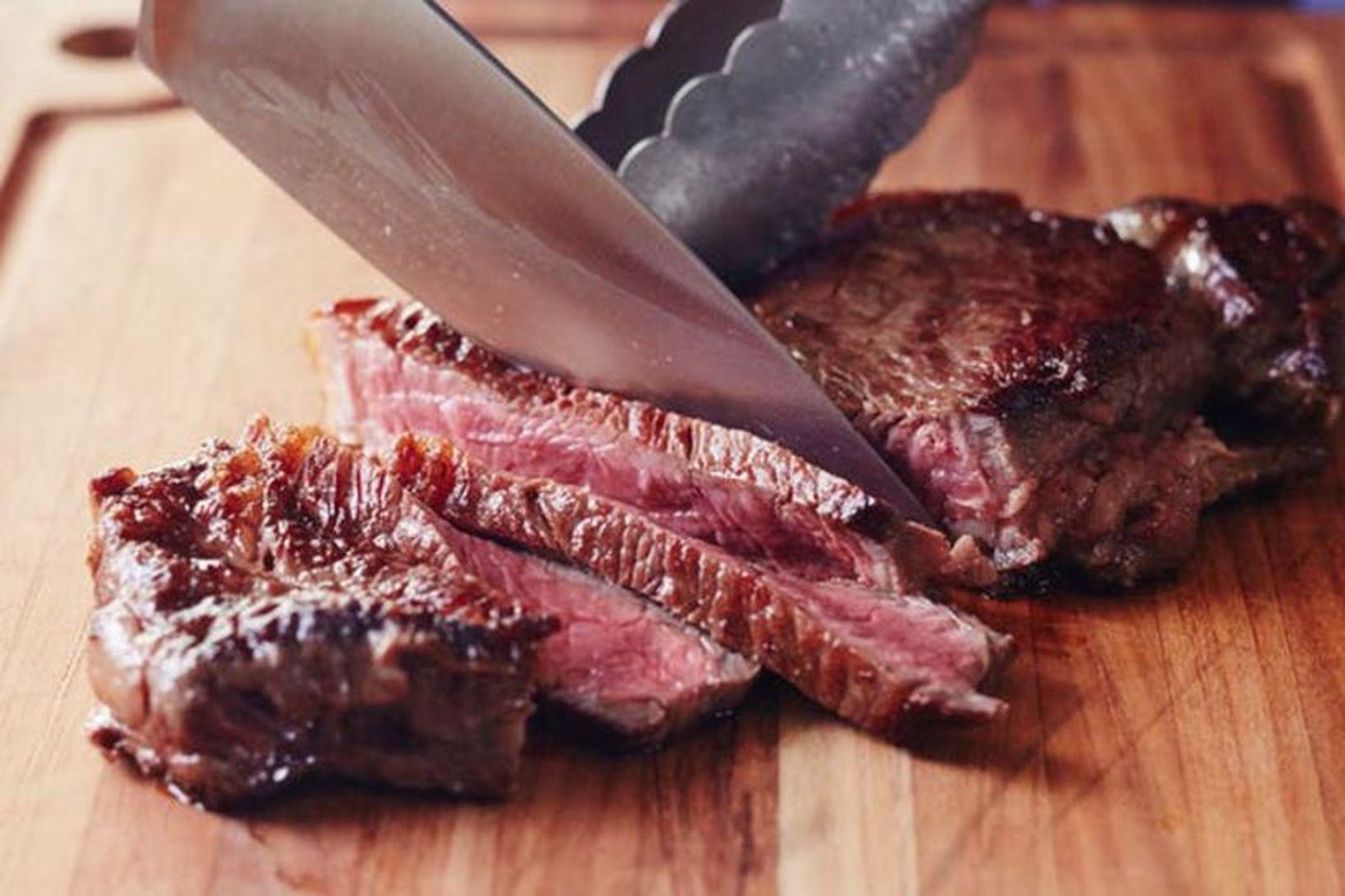 Það skiptir máli hvernig steik er elduð og því getur …