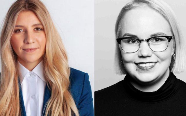 Lífsbiblía Öldu Karenar Hjaltalín og Silju Bjarkar Björnsdóttur er mest selda bókin í verslununm Pennans …