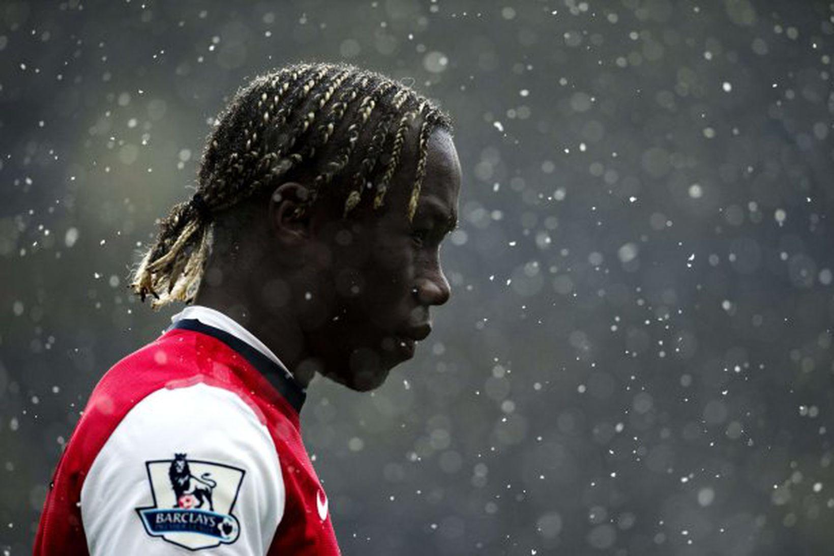 Bacary Sagna var leikmaður Arsenal um árabil.