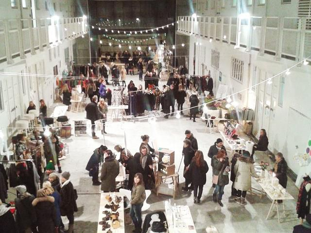X-Mas market - art, design, music, lifestyle & fun