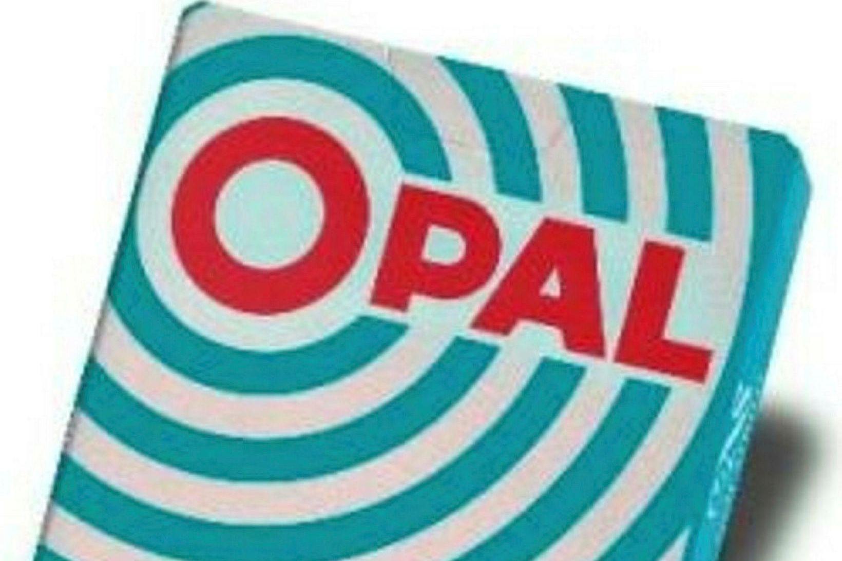 Bláum Opal mun örugglega bregða fyrir á sýningunni góðu.