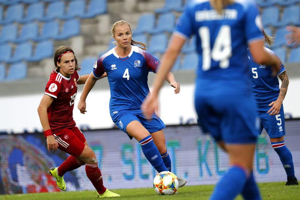 Glódís Perla Viggósdóttir