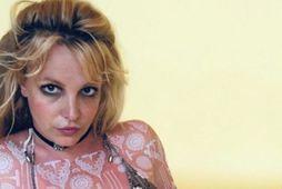 Britney krefst athygli.