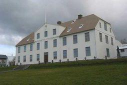 Menntaskólinn í Reykjavík.