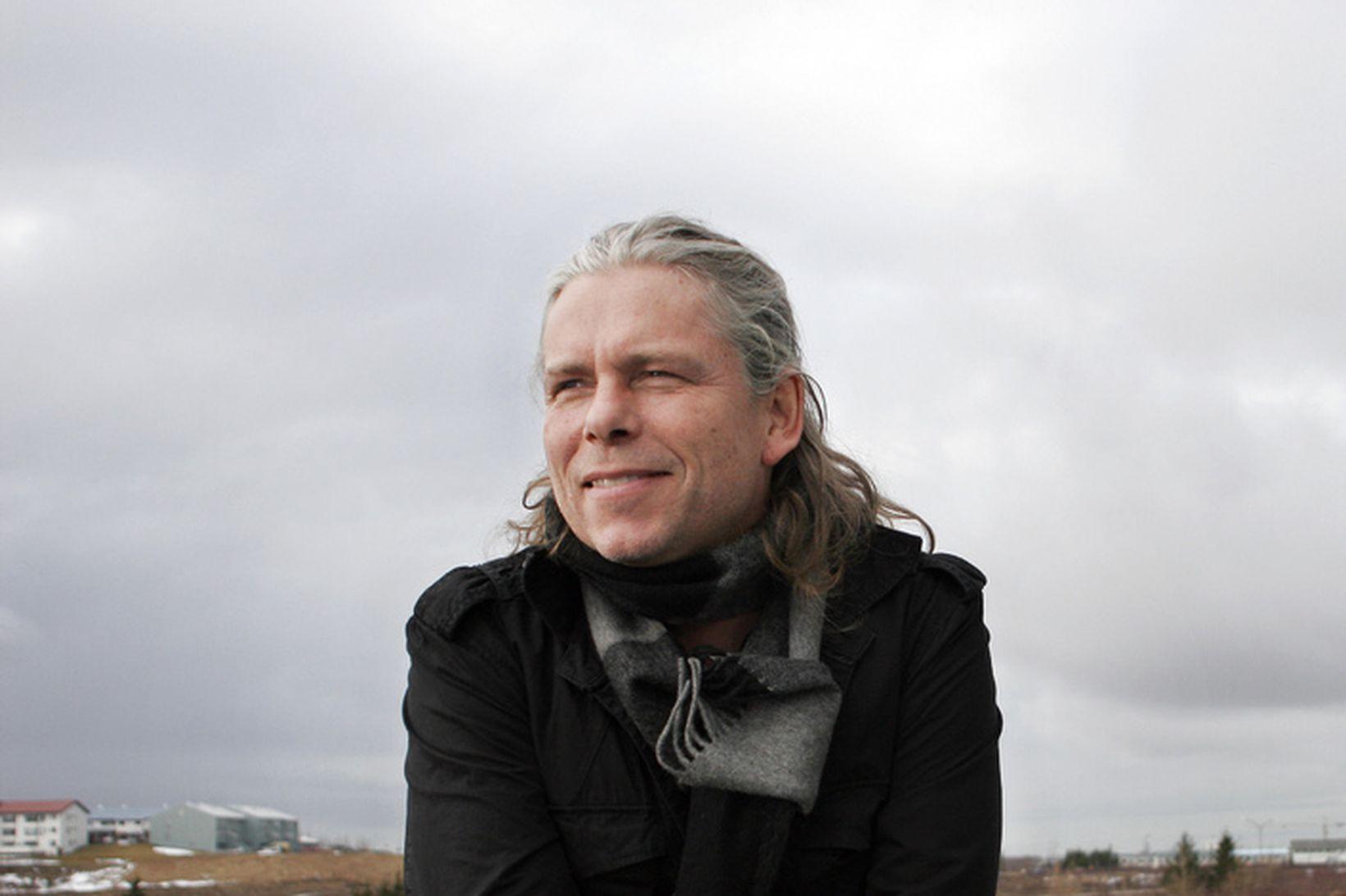 Guðmundur Týr Þórarinsson er einn af aðstandendum nýju sjónvarpsstöðvarinnar isTV …