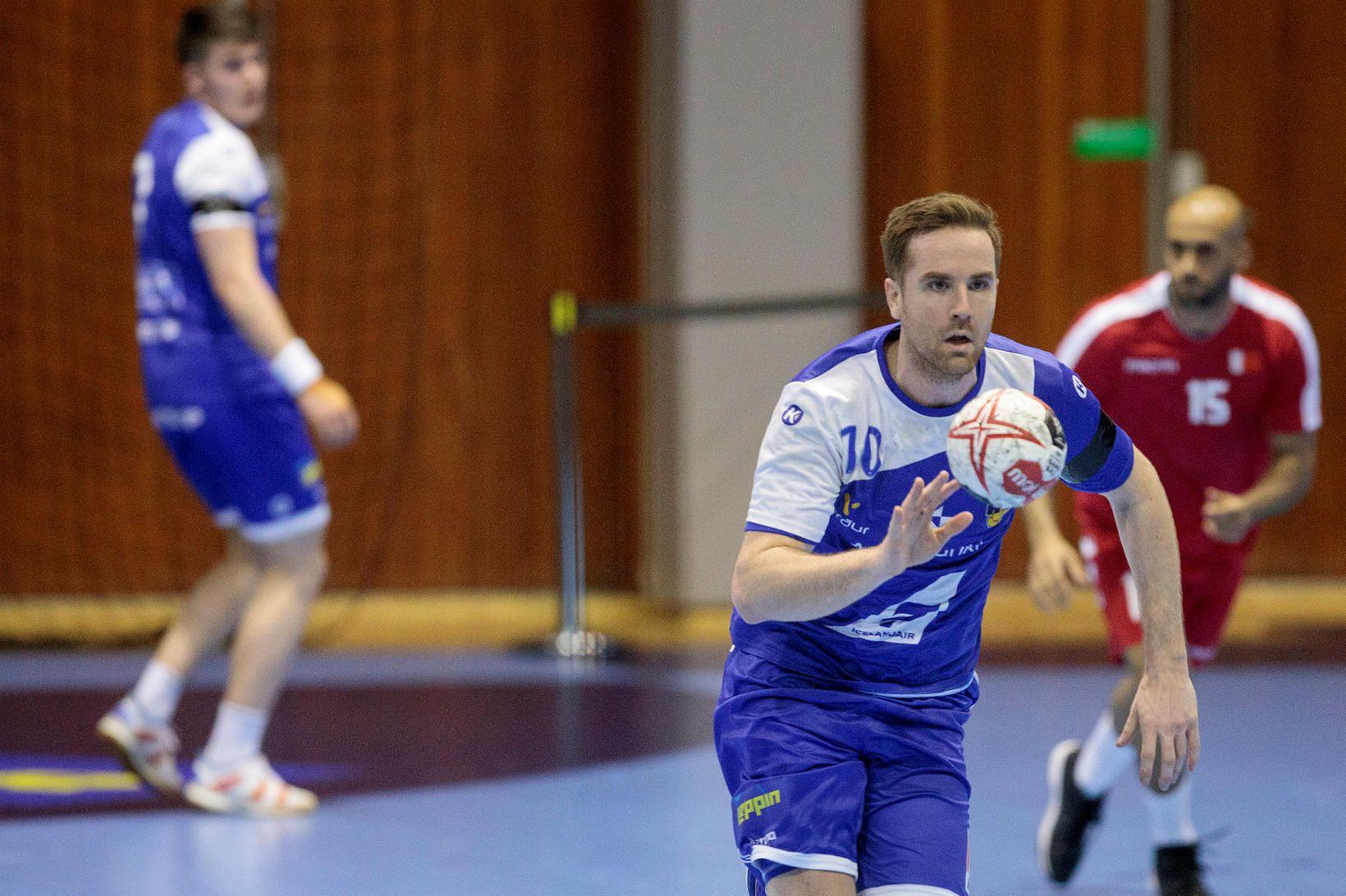 Stefán Rafn Sigurmannsson er leikmaður Pick Szeged.