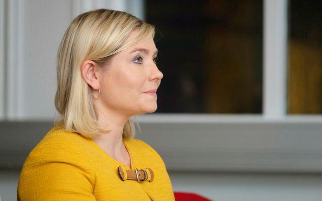 Lilja D. Alfreðsdóttir skorar á samstarfsfólk sitt í ríkisstjórn að fylkja sér að baki hugmyndum …