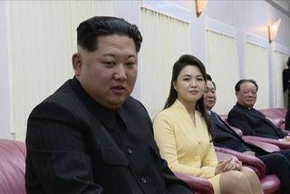 Kim Jong-un heimsækir Kína