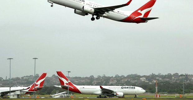 Qantas býður sætin á uppboði á meðal vildarklúbbsmeðlima.