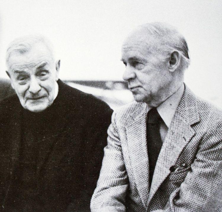Ásmundur Sveinsson and Þorvaldur Skúlason