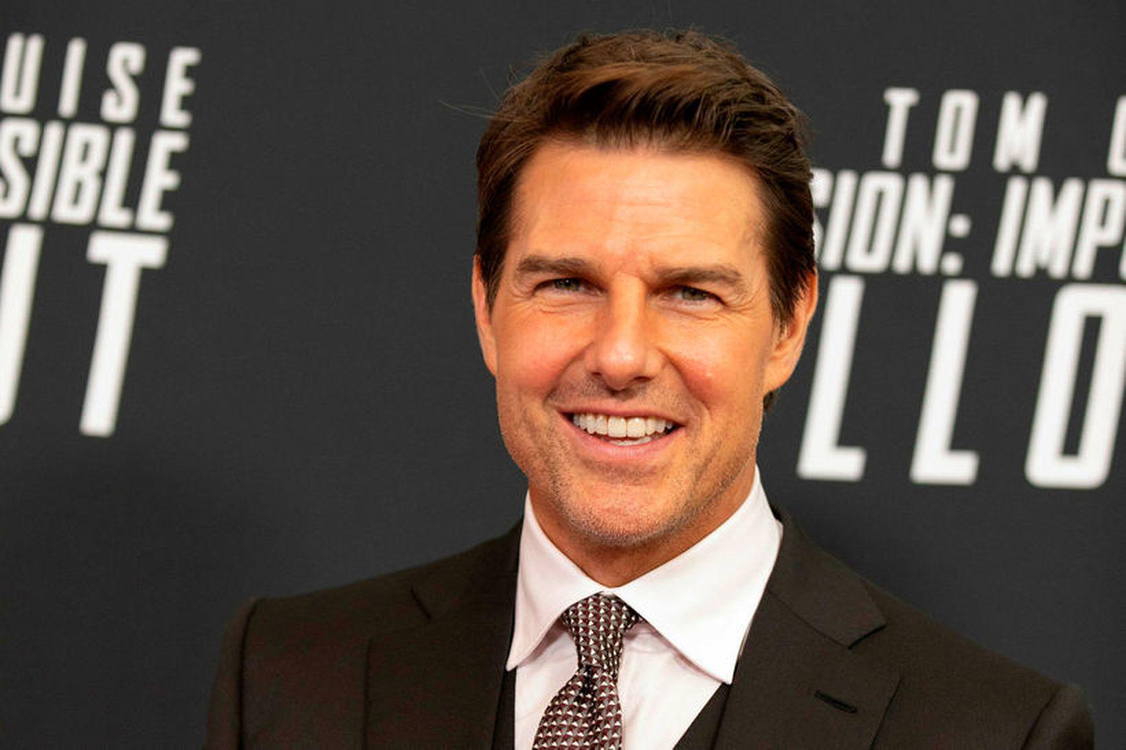 Tom Cruise hefur ekki tekið áskoruninni, enn þá.